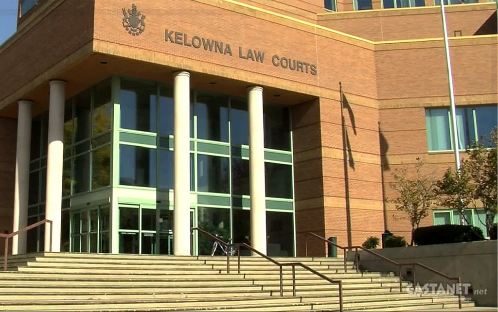 Kelowna Law Court