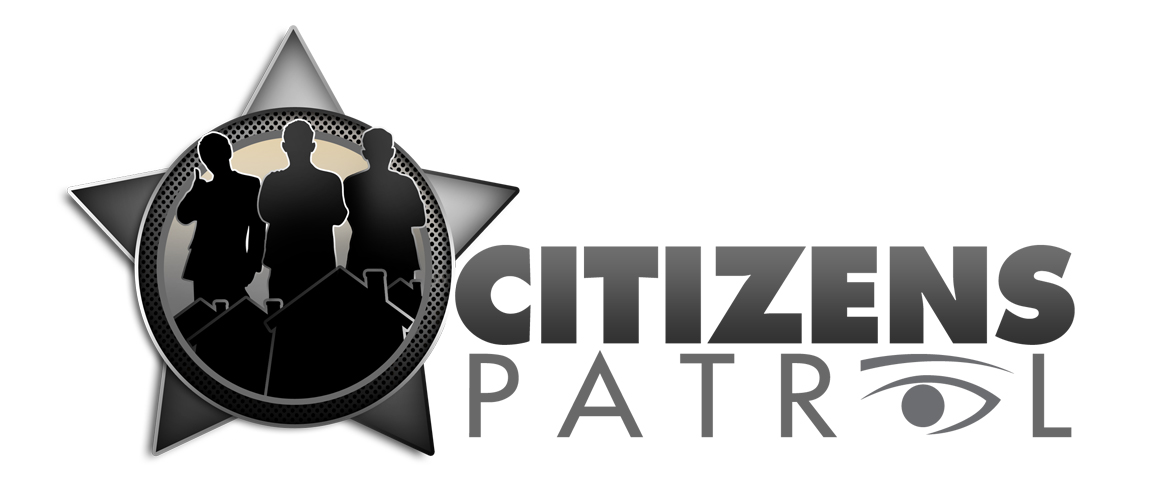 citizen patrolLOGO